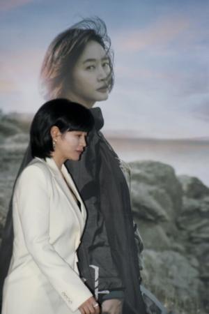 [포토] 영화 내가 죽던 날, 다른 듯 같은 얼굴...배우 김혜수